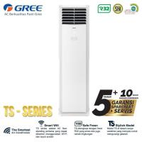 Gree AC Deluxe Floor Standing GVC-18TS TS Series 2PK 1Phase